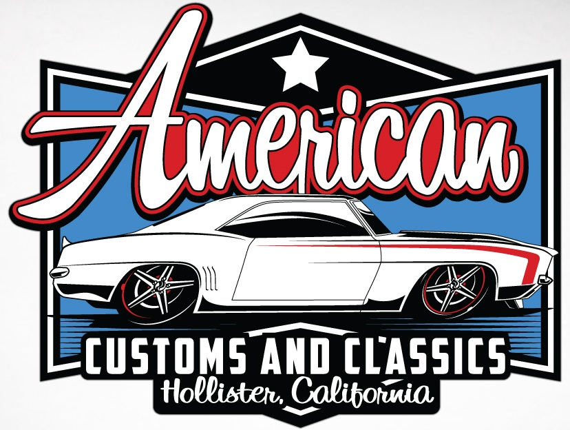 American Custom Classics of Hollister Logo